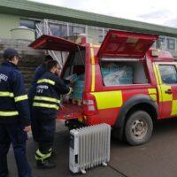 Banija pomoć vatrogasaca Baranje