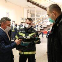 Posjet župan JVP Osijek