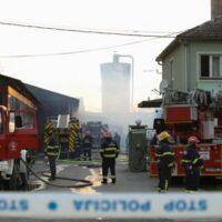 Požar u Valpovu