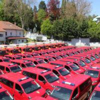 Kombi vozila vatrogasna škola