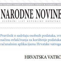 narodne novine
